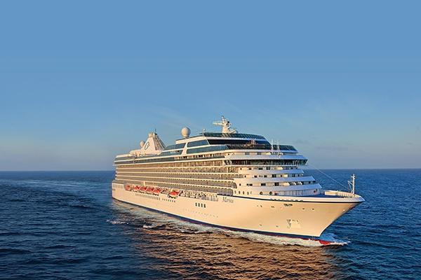 Marina - Oceania Cruises - TodoCruceros
